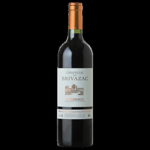 sélection vin chapelle de Brivazac